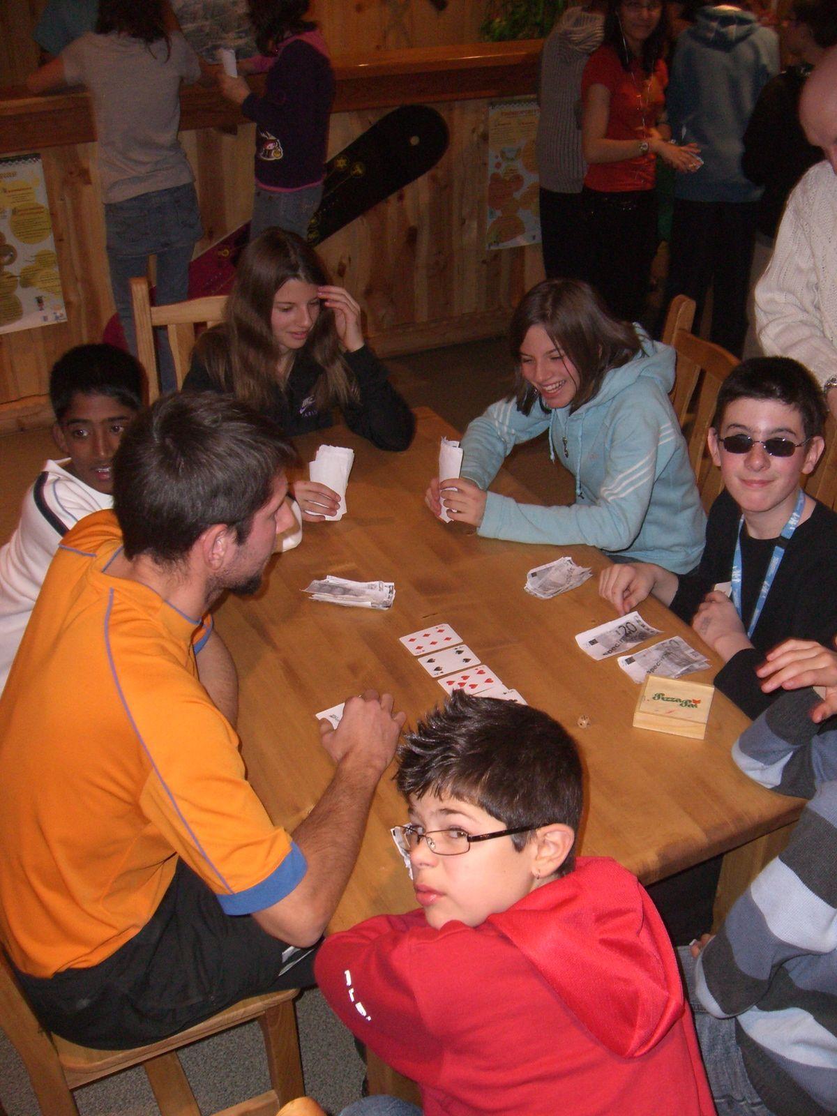 Casino a 16 ans